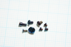 Handmade screws