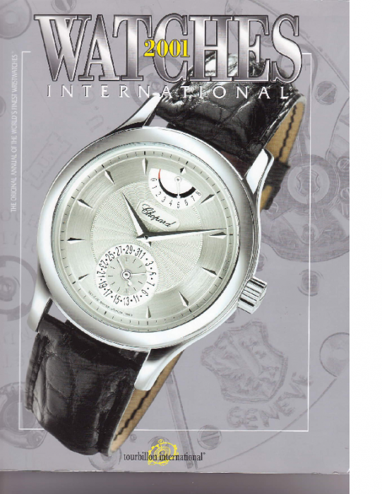 2001 Watches International