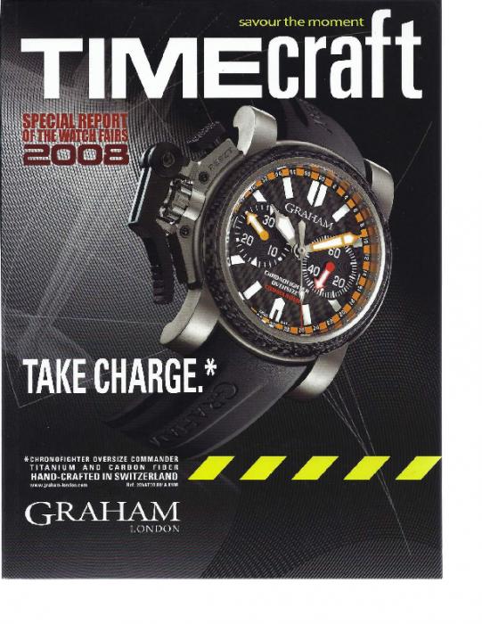 2008 Timecraft, special