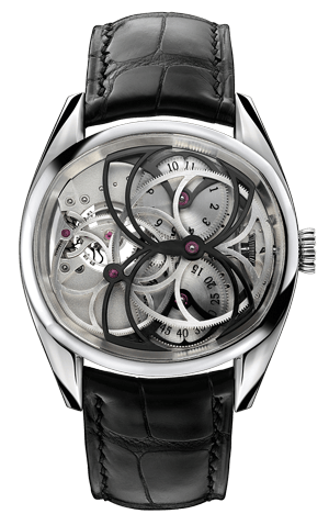 Papillon Watch by Andreas Strehler - Hand made watches
