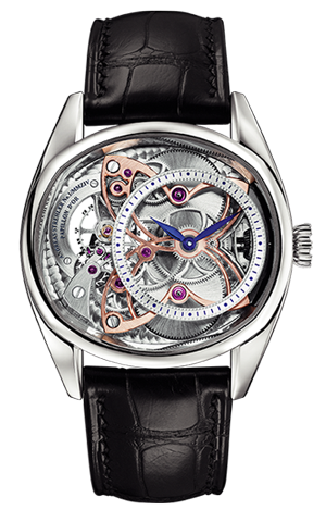 THE PAPILLON D'OR - Swiss Luxury watch by Andreas Strehler