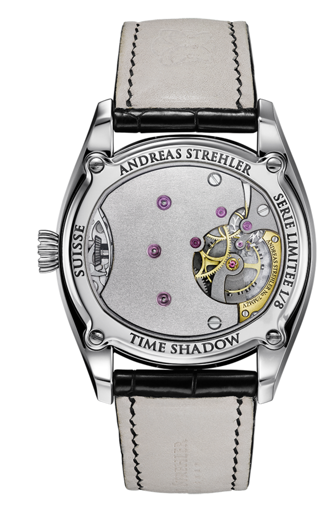 Time Shadow timepiece by Andreas Strehler