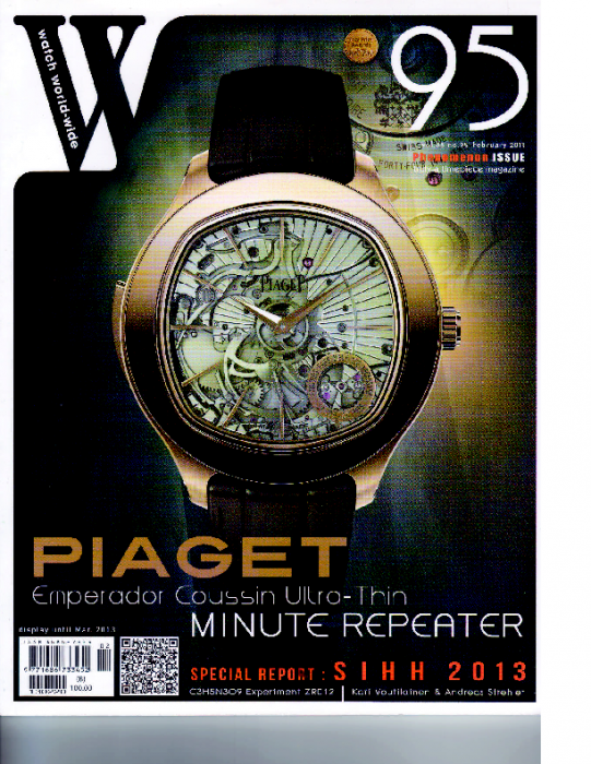2013 THAI watch-world-wide vol.08 no.95 February
