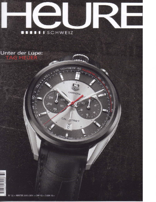 2014 D Heure Winter No 32