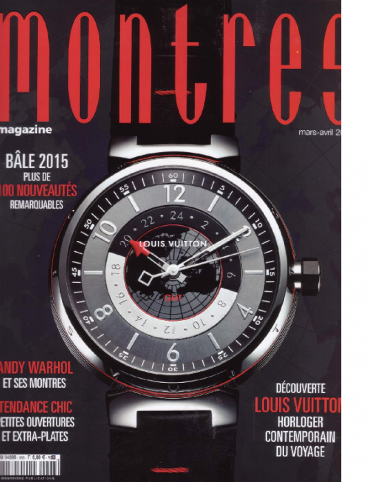 2015 montres No96 mars-avril