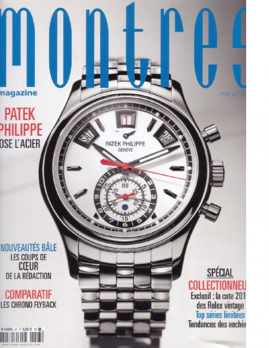 2015 montres No97 mai-juin