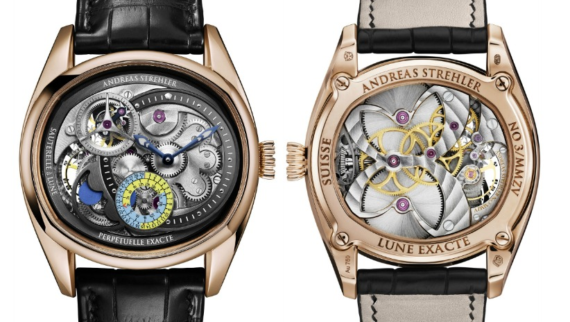 Andreas Strehler Lune Exacte Watch