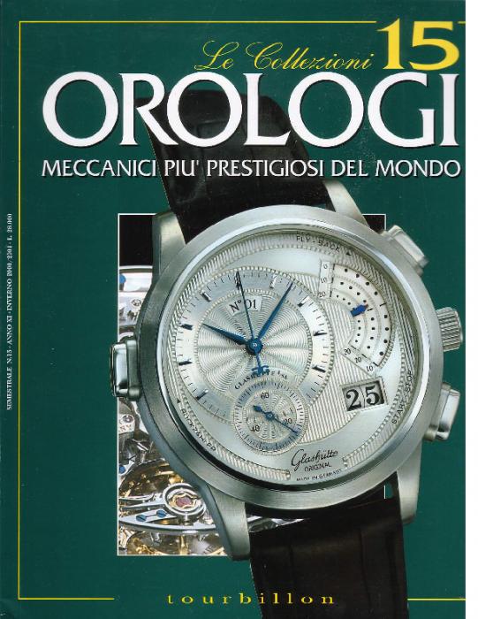 2000-2001 Le Collezioni Orologi