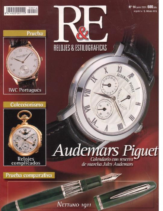 2001 Relojes + Estilograficas, 14