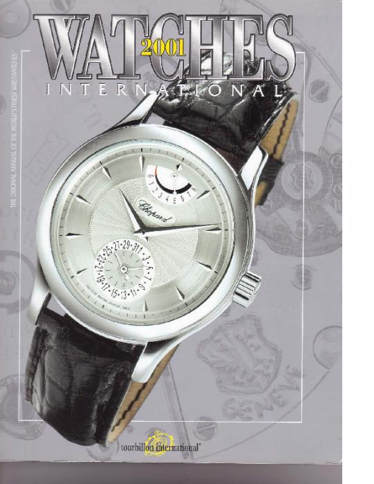 2001 Watches International