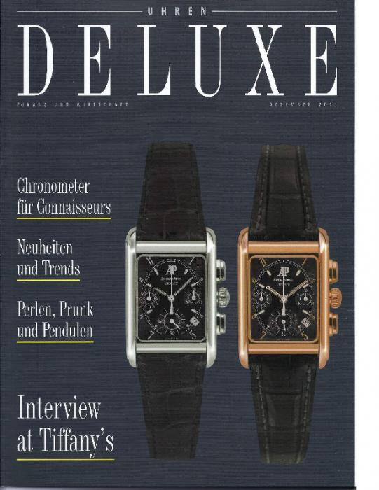 2002 D Deluxe, Dez.