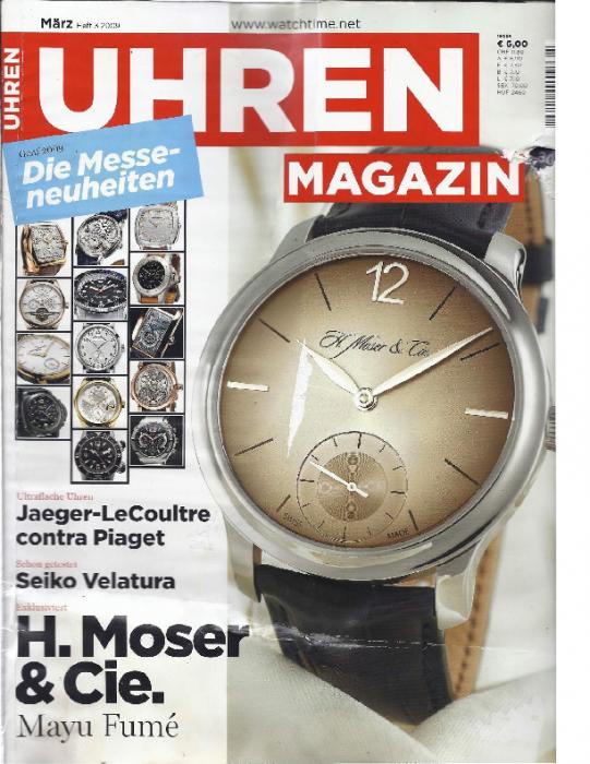 2009 Uhren Magazin, 3