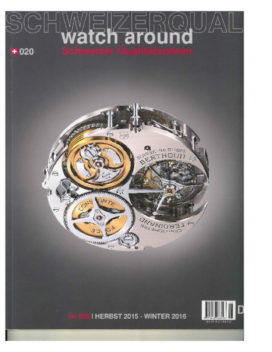 2015 D watch around Nr. 20