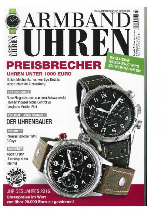 2015 ARMBAND UHREN Ausgabe 7