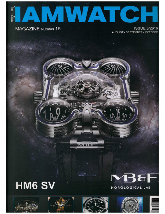 2016 THAI – IAMWATCH No.15 Issue 3