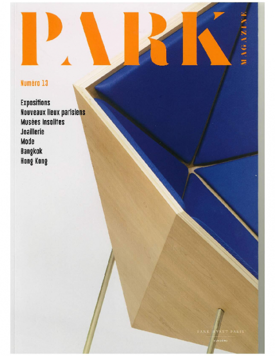 2017 PARK Magazin Numéro 13