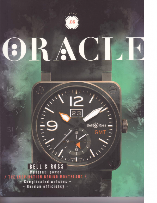 2014 ORACLE Issue.06