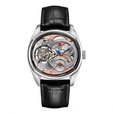 Trans-axial Tourbillon
